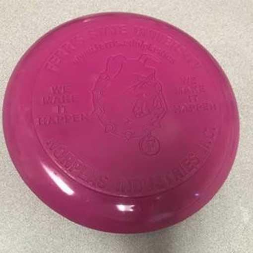 hemp frisbee