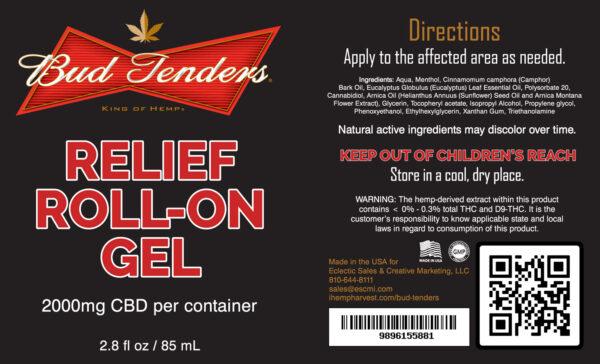 Relief Roll On Gel 2000