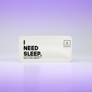Zizi Snap single serve cbd oil for sleep